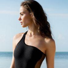 Nicole Meyer sexy Simons Magalogue bikini 2014 Spring 9x HQ