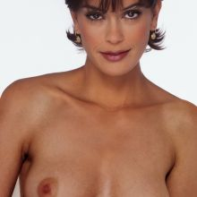 Teri Hatcher topless Playboy magazine celebrity cover naked photo shoot UHQ