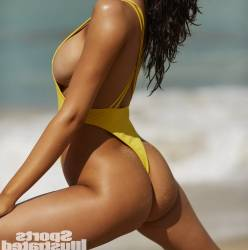 Anne De Paula Sports Illustrated Swimsuit Issue 2018