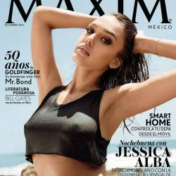 Jessica Alba sexy for Maxim magazine 12x HQ photos