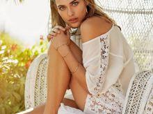 Lana Zakocela sexy Women'secret lingerie 2015 Spring 22x HQ