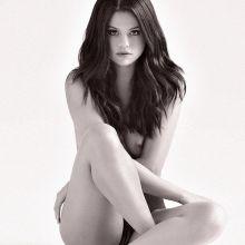 """Selena Gomez nude uncensored topless """"Revival"""" Album Cover photo HQ"""