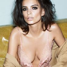 Emily Ratajkowski sexy photo shoot for W magazine 2015 August UHQ
