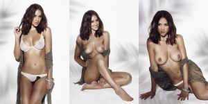 Rosie Jones topless Page 3 photos 2015 October 9x HQ