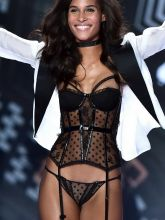 Cindy Bruna  sexy 2014 Victoria's Secret Fashion Show in London 16x UHQ