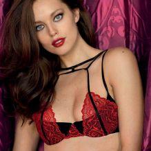 Emily Didonato see through lingerie Yamamay Christmas 2016 18x HQ photos