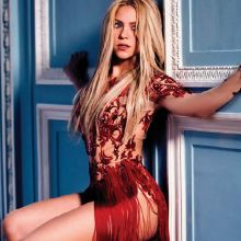 Shakira sexy and sultry Escenarios Magazine 2014 April 6x UHQ