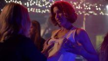 Lisa Bonet, Paula Malcomson, Rya Kihlstedt, Katherine Moennig, etc - Ray Donovan S04 E04 1080p nude topless lesbian sex scenes