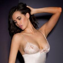 Sarah Stephens see through Agent Provocateur lingerie 2016 Spring 43x HQ photos