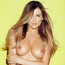 Sam Cooke topless Page 3 photo shoot 2014 Mayl 3x HQ