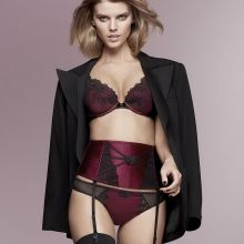 Maryna Linchuk sexy Chantelle Lingerie 2014 Fall-Winter 7x UHQ