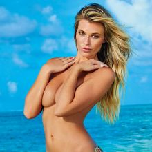 Samantha Hoopes topless sexy bikini for WorldSwimsuit 16x HQ photos
