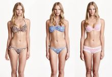 Marloes Horst sexy H&M lingerie 2015 collection 17x UHQ