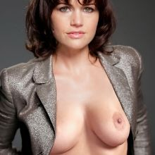 Carla Gugino from The Brink topless photo HQ