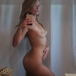 Lili Simmons leaked naked topless nude selfies 56x MixQ photos