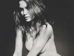 Josephine Skriver nude Lui magazine 2013 December 6x HQ