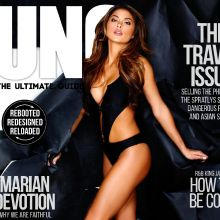 Arianny Celeste sexy Uno magazine 2015 June issue 6x HQ