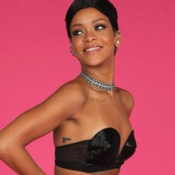 Rihanna sexy American Music Awards 2013 photo shoot 10x UHQ