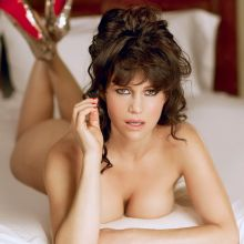 Carla Gugino nude photo shoot for Esquire magazine 4x HQ photos