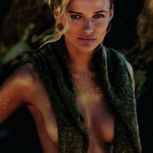Edita Vilkeviciute topless Vogue Paris by Gilles Bensimon photoshoot 9x UHQ