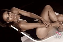 Jennifer Lopez swimsuit untouched L'Oréal Paris outtakes 20x HQ