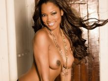 Garcelle Beauvais-Nilon nude Playboy magazine celebrity cover naked photo shoot 24x HQ