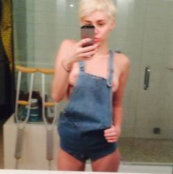 Miley Cyrus leaked naked the fappening nude photos 108x MixQ