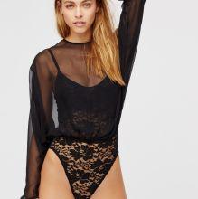 Caroline Kelley sexy Free People lingerie 2017 30x UHQ photos