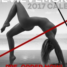 Genevieve Morton nude 2017 Calendar 5x HQ photos