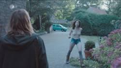 Svenja Jung - Ostfriesenkiller 720p topless scene