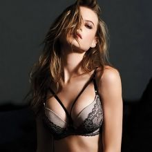 Behati Prinsloo sexy Victoria's Secret lingerie 2014 July 53x HQ