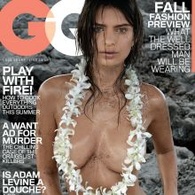 Emily Ratajkowski nude GQ 2014 July photo shoot 15x UHQ