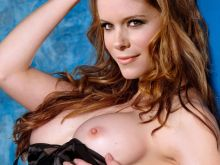 Kate Mara nude Playboy magazine celebrity cover naked photo shoot UHQ