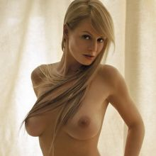 Anja Nejarri nude Playboy magazine photo shoot 12x HQ naked photos