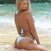 Vita Sidorkina - Sports Illustrated Swimsuit 2017 topless bare ass see through tiny bikini big ass 30x HQ photos