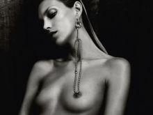 Anja Rubik nude by Paolo Roversi photo shoot 6x UHQ