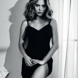 Scarlett Johansson sexy Esquire 2013 December 4x UHQ