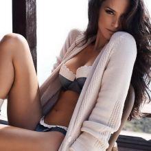 Genesis Rodriguez sexy bikini GQ magazine photoshoot 4x HQ