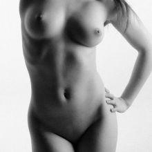 Hayden Panettiere nude portrait HQ