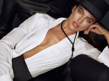 Irina Shayk sexy for NetWork 2015 Fall-Winter 8x UHQ