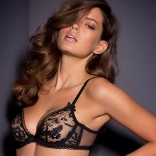 Michea Crawford sexy Agent Provocateur Lingerie 2015 Spring 50x HQ