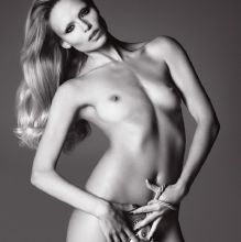 Natasha Poly nude for Lui 2015 March issue 16x HQ