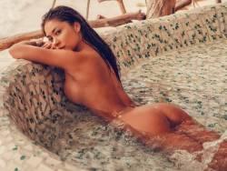 Arianny Celeste nude in TULUM MEXICO - Badboi photo shoot 20x UHQ photos