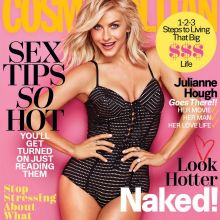 Julianne Hough sexy for Cosmopolitan 2016 February 9x UHQ photos