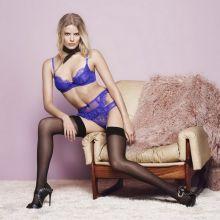 Alena Blohm - l'agent by Agent Provocateur 2015 fall lingerie 8x HQ