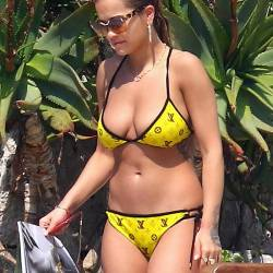Rita Ora sexy bikini candids at Hotel du Cap-Eden-Roc in France 47x HQ photos