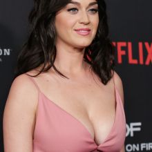 Katy Perry big boobs huge cleavage The Weinstein Company & Netflix Golden Globe After Party 88x UHQ photos