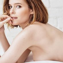 Kate Mara nude photo shoot for Esquire 2015 August 7x HQ