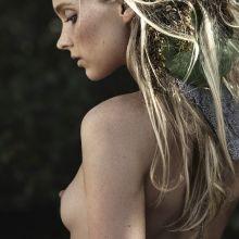 Elsa Hosk nude topless by Adam Franzino photo shoot 4x UUHQ