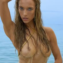 Hannah Ferguson - Sports Illustrated Swimsuit 2017 topless bare ass see through tiny bikini big boobs big ass 26x HQ photos